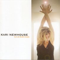 Kari Newhouse LIt at Both Ends album cover